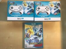 NEW Pokken Tournament Nintendo Wii U Includes Shadow Mewtwo Amiibo Card Pokemon