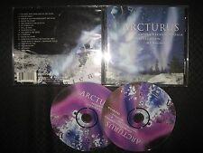 ARCTURUS - ASPERA HIEMS SYMFONIA/CONSTELLATION/MY ANGEL 2 CD REMASTER