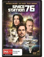 Space Station 76 (DVD, 2014) L Tyler P Wilson J O'Connell M Bomer LIKE NEW
