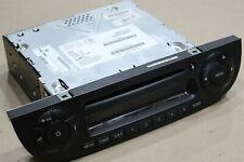 OEM Factory Radio 12-17 FIAT 500 Head Control Unit AM/FM/CD/MP3 Mopar