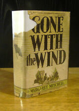 GONE WITH THE WIND (1937) MARGARET MITCHELL, 1st Edition, Early in Original DJ