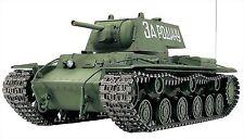 Tamiya 1/16 Radio Control No.27 Soviet KV-1 Heavy Tank Gigant Full Operation Set