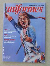 Les Armees De L'Histoire Uniformes – Novembre 1986