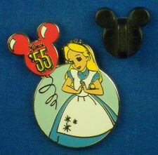 Alice in Wonderland Since 55 Balloon Disneyland Happiest Disney Pin #74782