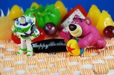 Disney Pixar Toy Story LOTSO Bear Buzz Lightyear Figure Cake Topper K796_K1031