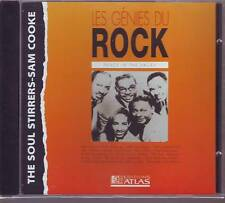 THE SOUL STIRRERS SAM COOKE peace in  (CD)  (les genies du rock editions atlas)