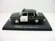 1/43 COCHE RENAULT 10  GUARDIA CIVIL france metal car diecast model police