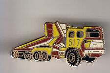 RARE PINS PIN'S .. ARMEE ARMY CAMION TRUCK DEPANNAGE DEPANNEUSE 517E RENAULT ~B8