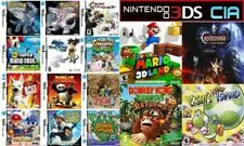 NINTENDO DS and 3DS Game Collection
