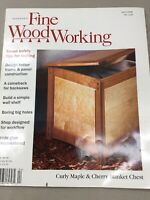 Taunton Fine Wood Working Magazine Vintage April 1998 Home Building Hardware