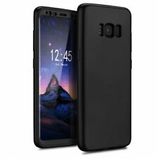 Samsung Galaxy S8 Cover Case + Screen Protector Ultra thin Hard Hybrid Luxury