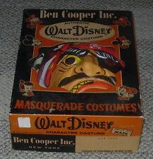 WALT DISNEY CHARACTER COSTUME  BEN COOPER  CAPTAIN HOOK  C. 1960