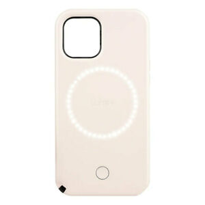 """Case-Mate LuMee Halo Case Cover For Apple iPhone 12 Mini 5.4"""" Millennial Pink"""