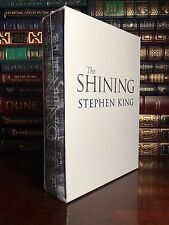 Cemetery Dance The Shining by Stephen King Deluxe New Sealed Limited 1st Print