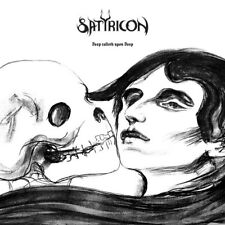 SATYRICON - DEEP CALLETH UPON DEEP - CD SIGILLATO DIGIPACK 2017