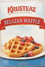 5 Pounds Krusteaz Belgian Waffle Mix