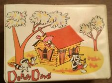 1961 Deputy Dawg Vintage Vinyl Lunch Box Rarity 8