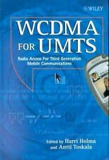 WCDMA for UMTS: Radio Access for Third Generation Mobile Communication-ExLibrary