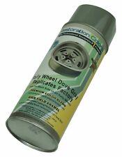 1964-77 Pontiac Chevrolet GM Rally Wheel Rim Back Side Spray Paint Dove Gray