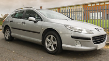 Peugeot 407 SW S HDi (2007) (1.6 Diesel)
