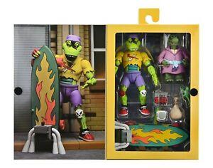 NECA Teenage Mutant Ninja Turtles Cartoon Series - Ultimate Mondo Gecko & Kerma