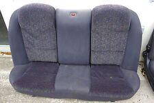 GENUINE GM VX BERLINA REAR SEAT - BLACK / GREY - VT VY L67 LS1 ACCLAIM V8 V6 LS1