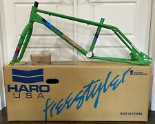 "*New* Haro Master 1985  20"" Frame Set 30th Anniversary #056"