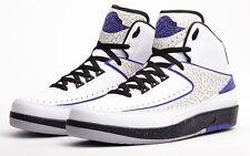 Nike Air Jordan 2 II Retro Dark Concord Size 12. 385475-153 1 3 4 5 6