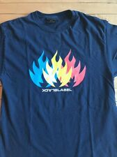 Vintage 90s' Black Label Skateboarding T-Shirt Sz Medium Vallely