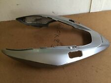 HONDA VFR 800 2005 REAR SEAT UNIT FAIRING PANEL SILVER