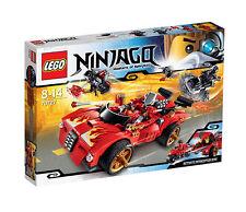 LEGO 70727 NINJAGO X-1 Ninja Supercar, NEU und OVP
