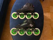 I can't handle these Rollerblade Powerblade 195 Race Skates. Maybe you can.