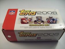 2006 Topps Factory set OPEN Box  385 cards  &  5 sealed rookies exclusive to set