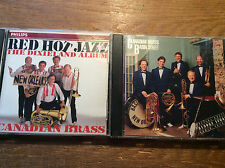 Canadian Brass [2 CD Alben] Basin Street + Red Hot Jazz (The Dixieland Album)