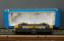Vintage Marklin HO Scale Electric Pantograph Locomotive #1212 w/ Box Item #3055