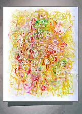 ART TERRITORY modern abstract art oil painting