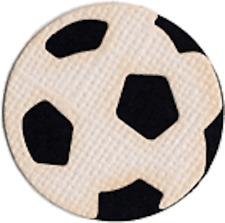 Quickutz/Lifestyle Crafts ks-0140 Soccer Ball 2  Cutting Die NEW  rare
