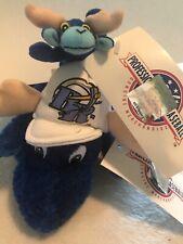 New listing wilmington blue rocks bluewinkle Mascot And Key Chain Plush Toy Souvenir Rare