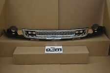 2008-2013 GMC Sierra Denali Front Chrome Lower Grille With Deflector OEM New