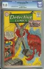 DETECTIVE COMICS #288 CGC 9.0 CR/OW PAGES // SHELDON MOLDOFF COVER/ART