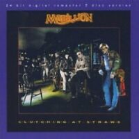 "MARILLION ""CLUTCHING AT STRAWS"" 2 CD NEU"