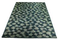 Designer Teppich Nordpfeil 200 x 300 cm Kurzfloor Vintage German Carpet 50er
