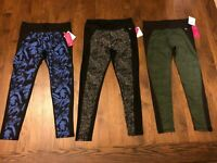 LOT of 3 NWT $267 REACTIVATE LEGGINGS size XL Re Activate YOGA NORDSTROM NEW D20