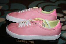New Womens CONVERSE BREAKPOINT OX casual athletic shoes 8 pink NIB sneakers