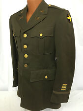 WWII US Army 33rd Infantry Division Officers Tunic