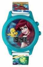 Relojes de pulsera Disney de plástico