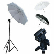 FLASH STROBE MOUNT FLASH UMBRELLA KIT FOR DSLR CANON 430EX II,580EX II,27