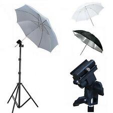 Soporte de Flash estroboscópico flkit 2 Kit De Paraguas Flash para Nikon SB-28DX, SB-50DX, SB-800