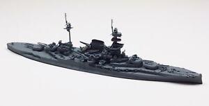 Neptun 1105 British Battleship Malaya 1943 1/1250 Scale Model Ship