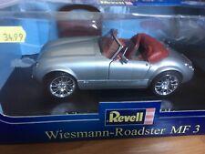 1:18 Revell Wiesmann MF3 Roadster Silver 08860